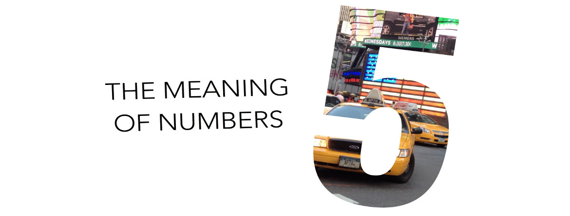 Numerology Number 5