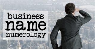 Does Corporate Numerology Affect Growth of a Company?