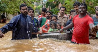 Kerala flood Astrology